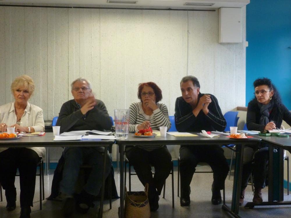 conseil d'administration - MJC théâtre Prémol