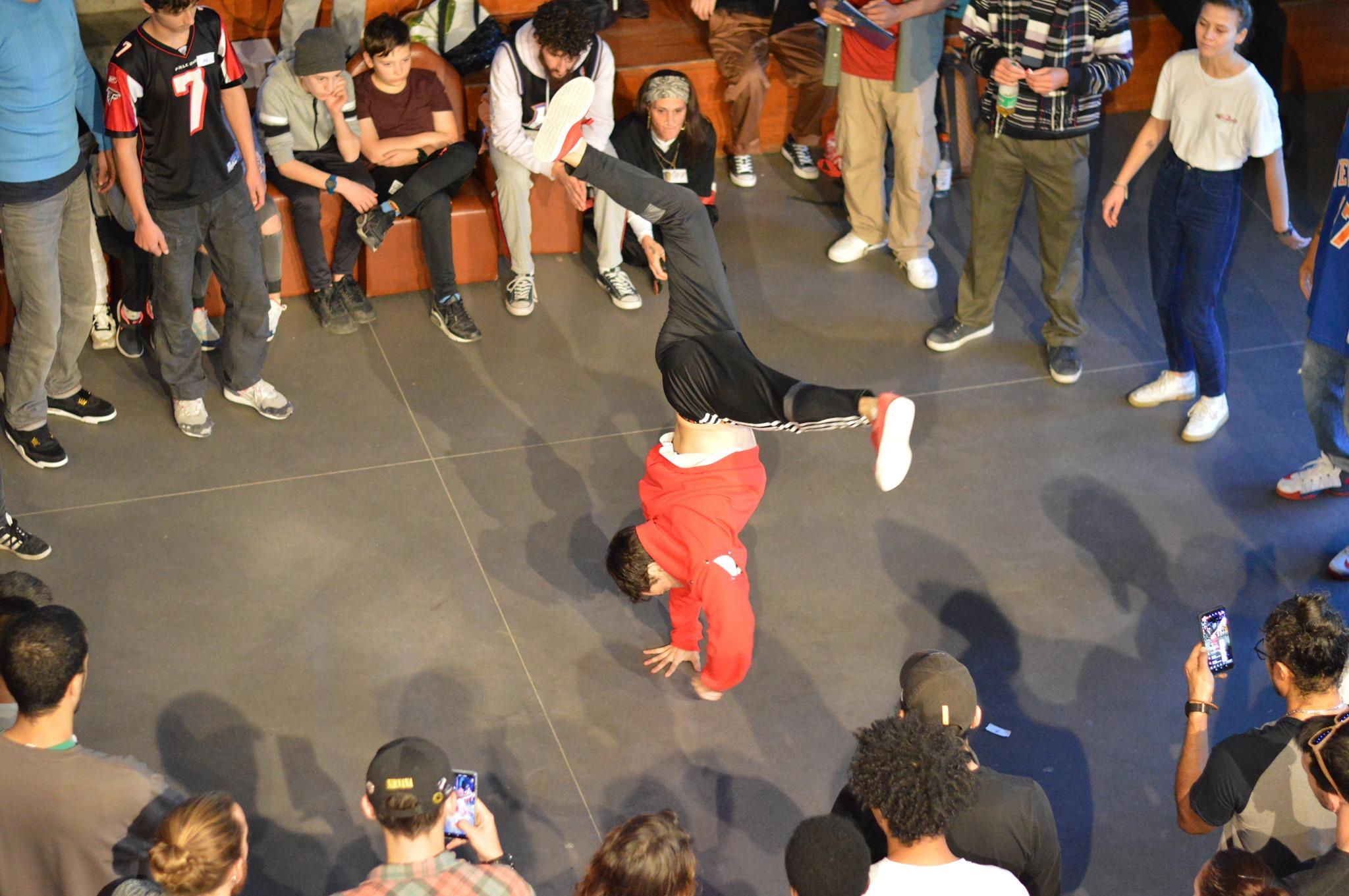 Activités Adultes hip-hop - MJC théâtre Prémol
