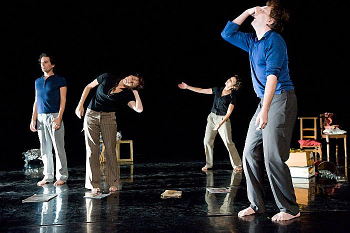 Activités Adultes danse contemporaine - MJC théâtre Prémol