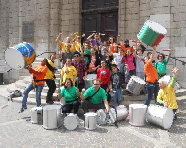 Activités Adultes Percussions- MJC théâtre Prémol
