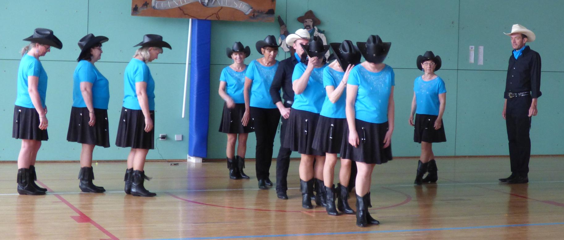 Activités Adultes Country - MJC théâtre Prémol