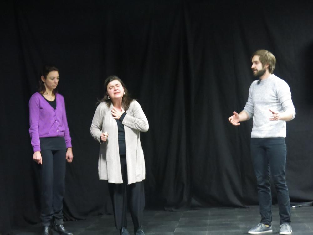 Activités Adultes théâtre - MJC théâtre Prémol