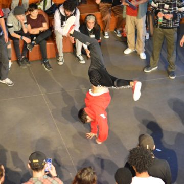 Danse hip-hop