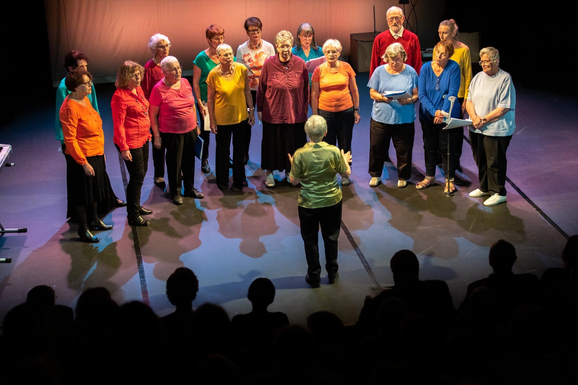Activités Adultes chorale prémolines - MJC théâtre Prémol